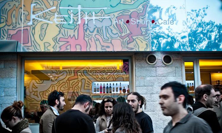 Keith-art-shop-café_restaurants_in_pisa
