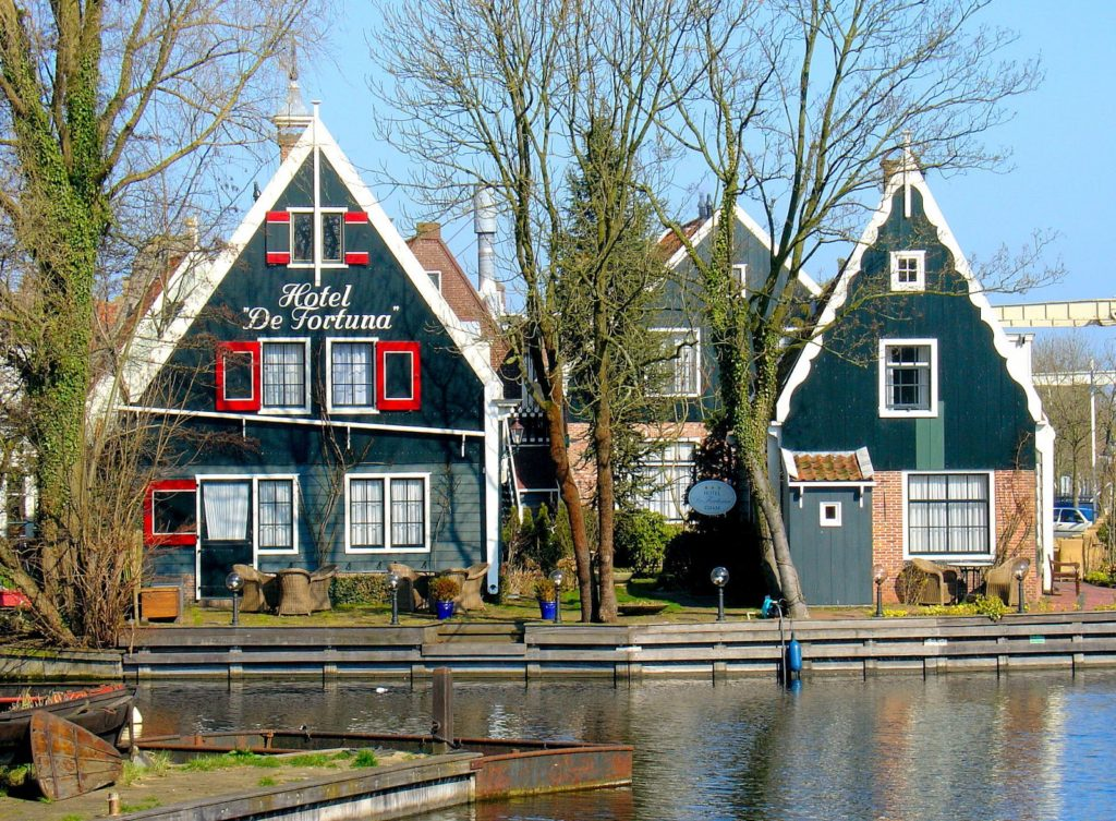Netherlands Edam Hotel de Fortuna